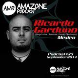 Amazone podcast 35 _ Ricardo Garduno