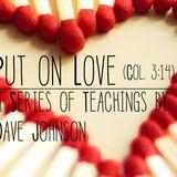 Dave Johnson - Put On Love, Part II