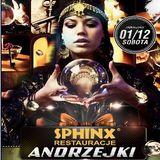 Toxic D@Sphinx - Andrzejki Part 2 (01.12.12)