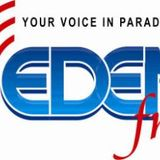 Dj Sebastian live on www.edenfm.co.za in the mix on the lunch show