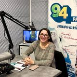 Η Μαρία Ανδρούτσου στον 94FM