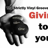 The Strictly Vinyl Groove Show - Giving to you