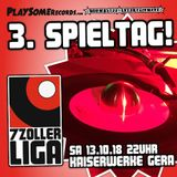 Ping-Pong-Interlude @ 7Zoller Liga: 3. Spieltag   Gera