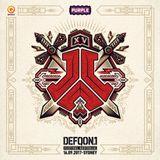 Radrz | Defqon.1 Festival Australia 2017 | PURPLE