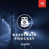 Bass Train Podcast 13 — DJ Jepp