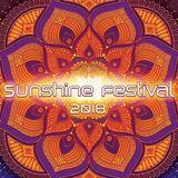 Yumii at Sunshine Festival 2018- Mystic foggy tech mix