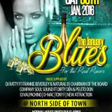 THE JANUARY BLUES DANCE PT2 2016 PART ONE FT D-MAC TONY F DJ RATTY FRANKIE BEVERLEY & NATURAL B