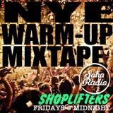 New Years Eve Warm-Up Mixtape (Kendrick, J Hus, Pnau, Jynx, Lunice, Giggs, Future, Stormzy)