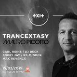 MaxRevenge - Live @ Trancextasy (EXIT Club Brno) - 15-FEB-2019