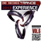 Trance Experience Vol.6 2013 series MIXED by CMD Records