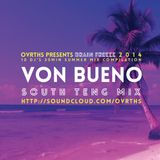 Von Bueno - South Teng Mix 'BRAIN FREEZE 2014'