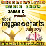 Global Reggae Chart - July 2017 Countdown