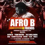 AfroBandFriends - Afrobeats Mix @djnyari