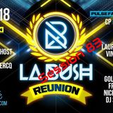 La Bush memories Room I (2003 -2005 ) presents session 83 : Jochen at Labush Reunion 31-10-2018