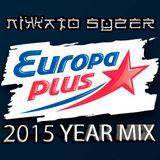 Nikkato Syzer - 2015 Year Mix (Special For ClubTime Radio-Show @ Europa Plus)