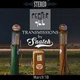 Transmissions @ Pepper 96.6 (March '18) by DJ Snatch