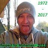 Joey Mappet - Respect for Mohaman 2018