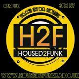 DJ FAA.. LIVE DEBUT SHOW ON WWW.HOUSED2FUNKRADIO.UK  04/02/17