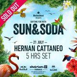 Hernan Cattaneo - Live @ Sun  Soda Akvarium Budapest - Part 1 - 21-07-2018