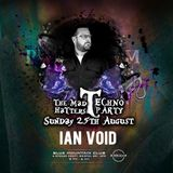 Ian Void - Mad Hatters Techno Party - Promo mix