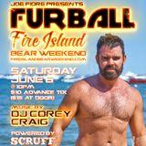 COREYOGRAPHY | FURBALL FIRE ISLAND