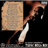 Tupac Mega Mix   Mixed by Dj Jiggy P (2007)