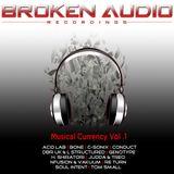 Musical Currency - Volume 1 Compilation - Versus - Various Underground Sonics - Promo Set