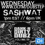 DJ Sashwat - Dank 'N' Dirty Dubz (Volume 59)