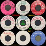 DaBlenda Presents SUB 85 REGGAE GOSPEL 45s Part 4