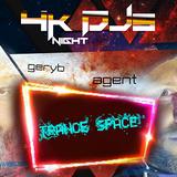 DJAgent&GeryB - tRANCESpace 190217 B2B mix