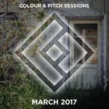 Colour and Pitch Sessions with Wolf Hackmine - March 2017