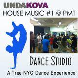 DJ UNDAKOVA HOUSE MIX pt 1 LIVE @ PMT E.O.F Sessions Sept 2013