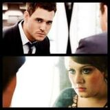 Happy Moments...Adele & Michael Buble ( Rearranged Version )