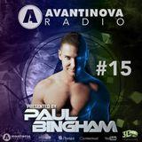 AVANTINOVA RADIO #15