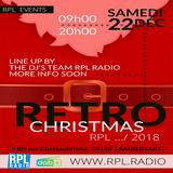 Rétro Christmas RPL Radio 2018  SOMAX