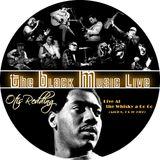 The Black Music Live #36 - TRIBUTE TO OTIS REDDING part.02