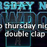 Double Clap Feb 11 2016