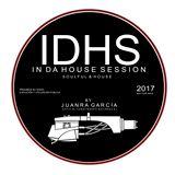 10.08.17 JUANRA GARCIA PRES. IN DA HOUSE SESSION FOR ANTENA CEMU RADIO & WWW.ANTENACEMU