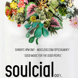 DJ Moky - Soulcial 001