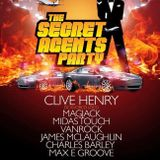 Midas Touch - The Secret Agents Party - The Ultimate New Year's Eve