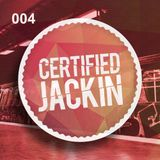 BILLY KENNY PRESENTS - THE CERTIFIED JACKIN MIXTAPE 004