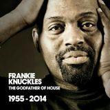 TRIBUTO AO FRANKIE KNUCKLES - 1955 A 2014