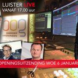 Interview Wilfred Genee - Opening studio OOG Radio