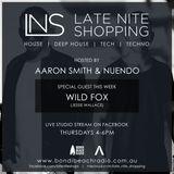 LNS: Aaron Smith & Nuendo w/ Wild Fox [Jessie Wallace] 1st Dec 2016