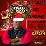 Dj Ray-Z Hot97 Holiday Mix Show