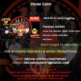 Stone Love - 2018-09-11-Early Juggling