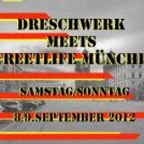 Patrick Sprenger @ Dreschwerk-Music-Spot/Streetlife-Munich 08.09.12