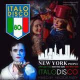 New York People Italo Disco Session by Dj Hector Patty November 2018