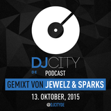 Jewelz & Sparks - DJcity DE Podcast - 13/10/15