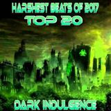Dark Indulgence Harshest Beats of 2017 Top 20 - by Scott Durand